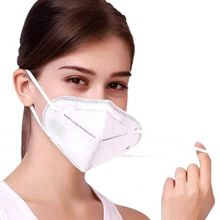 FDA Certified KN95 Mask - White