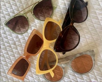 5 Sunglasses Trends to Try This Summer
