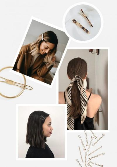 Summer Hairstyles and Accessories To Try