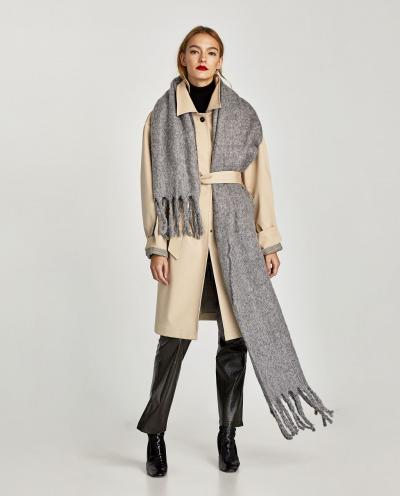 Remarkably Fresh and Interesting Scarf-Styling Tips